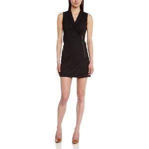Bench Picked Side Zip M Sleeveless Mini Dress